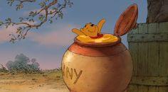 disney facts winnie the pooh honey Tigger And Pooh, Winnie The Pooh Honey, Winne The Pooh, Winnie The Pooh Friends, Pooh Bear, Disney Winnie The Pooh, Eeyore, Old Disney, Disney Love