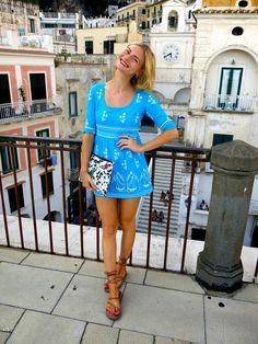 Cute as a top, not dress :)
