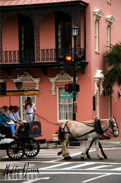 Meeting Street~Charleston, SC