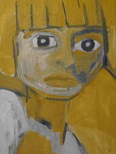 """Saatchi Art Artist Laurel Gallagher; Painting, """"Lost Girl"""" #art Lost Girl, Art For Sale, Saatchi Art, Artist, Painting, Artists, Painting Art, Paintings, Painted Canvas"""