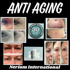 Anti aging Nerium products