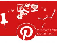 Pinterest Traffic Growth Hack – 100k Visitors a Month from Pinterest SEO and Pinterest Rich Pins. This Pinterest traffic growth hack drives over 100,000 monthly visitors to my blog, and it is super easy to copy for yourself.  Why Pinterest Traffic is the Most Valuable of all Social Traffic #pinterestmarketing #socialmediamarketing #blogging