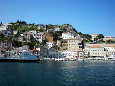 Остров Порос в Афинах - Афиша-Мир
