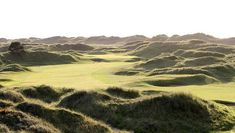 Royal Birkdale, the 9 time host of @Golf, one of the most interesting courses on the circuit