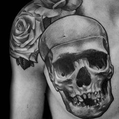 a look at some black and grey tattoos, rose tattoo, religious tattoos, greek statue tattoos, sleeve tattoos and skull tattoos. Skull Tattoos, Sleeve Tattoos, Lil B Tattoo, Statue Tattoo, Religious Tattoos, Black And Grey Tattoos, Art Reference, Skulls, Buddha