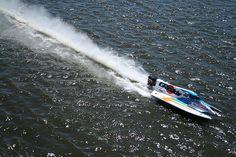 F1 Boat Races in Sharjah
