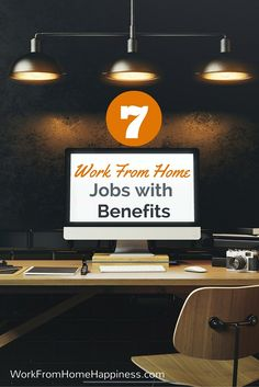 Want to work from home with the security of a regular paycheck and benefits? Check out these 7 work from home employee positions!