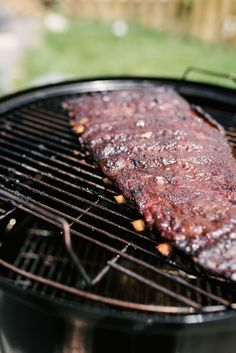 Asian Smoked Pork Ribs