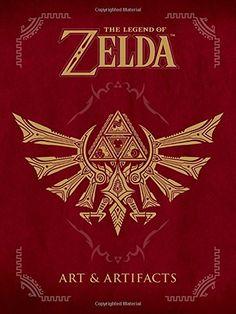 The Legend of Zelda: Art & Artifacts by Nintendo https://smile.amazon.com/dp/1506703356/ref=cm_sw_r_pi_dp_x_lsIOybM1Y4B17