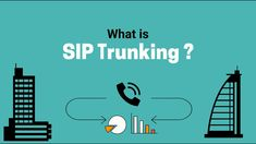 What is SIP Trunking and How It is Beneficial | The Real PBX Sip Trunking, Make Business, Communication, Videos, Communication Illustrations