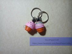 Follow me on Instagram @rrcchhllll Quilling Keychains, Follow Me On Instagram, Charms, Personalized Items