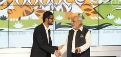 Google will bring public Wi-Fi to 400 train stations in India
