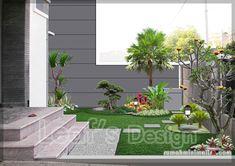 Backyard gazebo ideas plants new Ideas Small Backyard Design, Garden Design, Backyard Sitting Areas, House Front Porch, Backyard Gazebo, Patio Decks, Minimalist Garden, Backyard Makeover, Small Plants