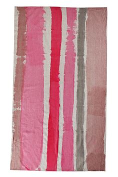 Handpainted Stripe Tablecloth Pink | Catalog Products | Shop | bonnie and neil