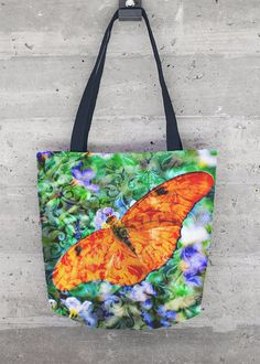 Tote Bag - Abstract by VIDA VIDA SF8AJC3cyX