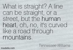 """""""A Streetcar Named Desire,"""" Tennessee Williams."""