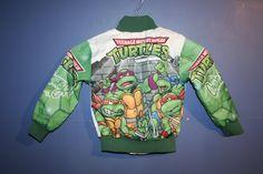 TMNT jacket  chaqueta de las tortugas ninja