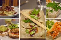 A Meal At Saf Vegan Restaurant In Kensington London They Have New Menu