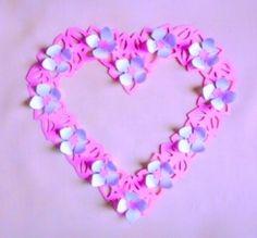 Easy St`Valentines day craft.
