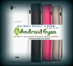 Win one Sony Xperia™ J ST26i (Gold edition) as a part of AndroidGyan.Com New Year 2013 celebration :)