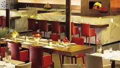 """Threesixty°, The Oberoi, New Delhi RATED: 24/30  """"though it does an outstanding buffet at lunch, its dinner menu is so sophisticated with Western, Oriental and Indian options that it is hard to think of a specialty restaurant with better food."""""""