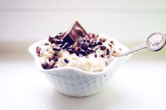 Chocolat Aniseed Oatmeal :) // Havermoutje.nl