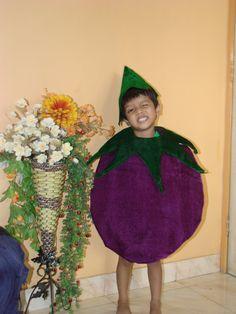 vegetables fancy dress costume for childrens in bharatmoms.com
