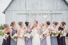 Shanahan's Barn Wedding Charlevoix Michigan. Charlevoix, Michigan wedding photography at Shananhan's Barn provided by Kari Dawson and her team.