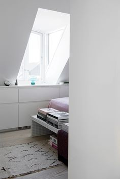 A Peek Into the Bright and Beautiful Copenhagen Townhouse of a Stylish Magazine Editor