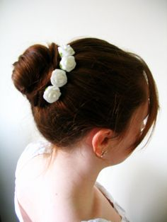 Ballet Bun Accessories Agers S Cl And Performance Wear Fashion Bobby Pins Summer Easter Wedding Flower