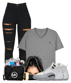 """""""Untitled #1335"""" by bubblesthegr8t ❤ liked on Polyvore featuring Vibrant and Polo Ralph Lauren"""