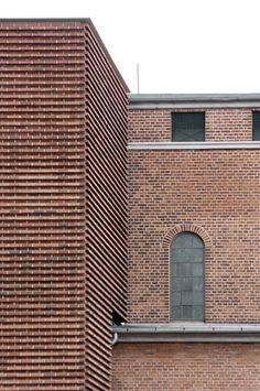 HC Ørstedsværket Transformer Station by Gottlieb Paludan Architects