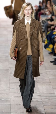 Runway Looks We Love: Michael Kors - Fall/Winter 2015 from InStyle.com