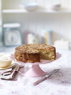 Eight apple cake + Crumbs cookbook giveaway - Recipes from a Normal Mum Bramley Apple Recipes, Apple Cake, Vanilla Cake, Baking Recipes, Giveaway, Sweet Tooth, Pudding, Desserts, Allotment