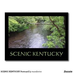 SCENIC KENTUCKY Postcard