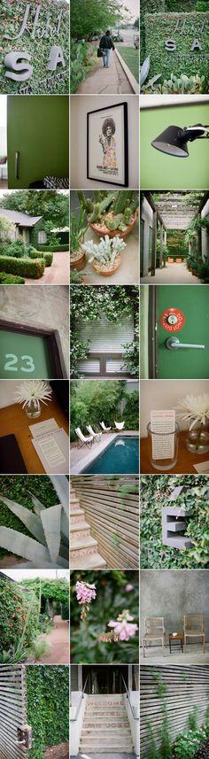 hotel san jose: austin, tx | Kate Murphy Photography
