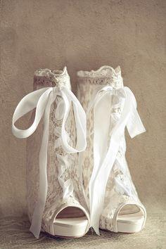 Wedding shoes? Definite yes.