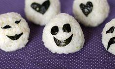 Fun sushi balls - Kidspot