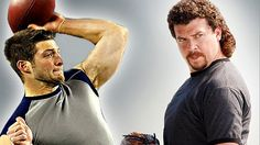 Kenny Powers feels Tim Tebow's pain in this open letter to the gifted athlete. He's got a few words for Jesus, too.