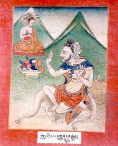 35Kuchipa The Goitre-Necked Yogin