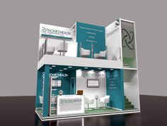 Inomed @ Arab Health Concept 2 Exhibition Stand Design, Concept, 3d, Health, Exhibition Stall Design, Health Care, Salud