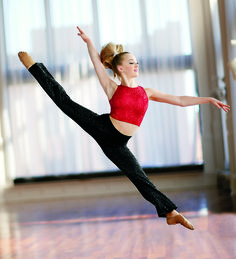 Soar to new heights in the sparkling radiance of the Sequin Performance Collection from Dancewear Solutions.