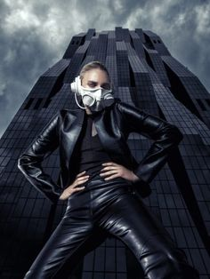 2016 – An Urban Odyssey Space Fashion, Deep Space, Science Fiction, Leather Pants, September, Urban, Style Inspiration, Unique, Outer Space
