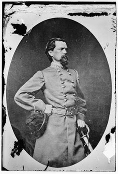 Meet John Brown Gordon, one of Robert E. Lee's right hand generals & a Georgia native.
