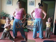 online bazar a rodinný inzertní server Sewing Pants, Diy Clothing, Sewing Tutorials, Zumba, Harem Pants, Capri Pants, Clothes, Fashion, Scrappy Quilts