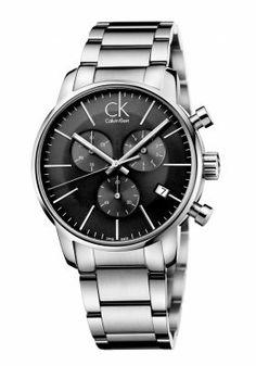 Calvin Klein Herrenchronograph City Chrono