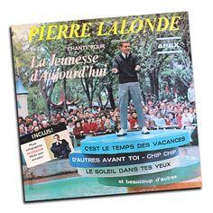 Chanson de Pierre LaLonde 1962