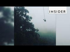 Ecuador's Baños de Agua Santa is an adventure lover's paradise - YouTube