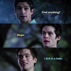 One of the most iconic moments in Teen Wolf