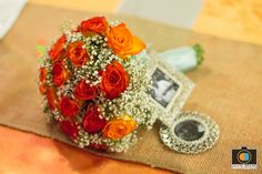 My Bouquet Mint, tangerine... featuring two of my family that were in heaven...   David Brand Photography http://dbrandphoto.com/